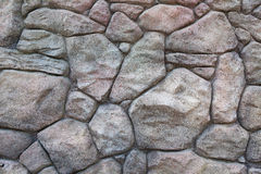 stentexturvägg Arkivfoton