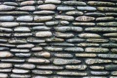 stenvägg Royaltyfri Fotografi