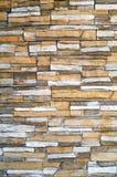 stenvägg royaltyfri bild