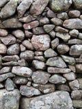 stenvägg Arkivbilder