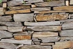 stenvägg royaltyfri foto
