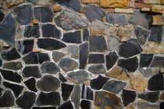 Stenväggar Arkivfoto