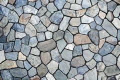 Stenväggen texturerar bakgrund Royaltyfri Fotografi