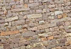 Stenväggen texturerar bakgrund fotografering för bildbyråer