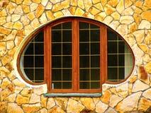 stenväggfönster Royaltyfri Fotografi
