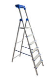 Step Ladder. Isolated on white background Stock Photography