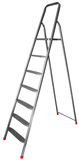 Step-ladder Image libre de droits