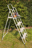 Step Ladder Royalty Free Stock Photo