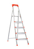 Step-ladder. Isolated on white Stock Image