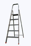 Step ladder. Isolated on white background stock photos