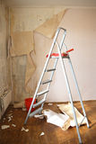 Step-ladder Fotografie Stock