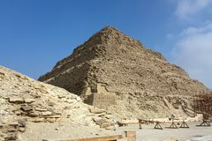 Step Pyramid Royalty Free Stock Photos