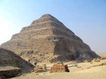 Step Pyramid Stock Photography