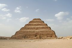 Step Pyramid Stock Photos