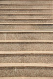 Step of stair. To the target Stock Image