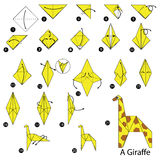 Outstanding Origami Giraffe Stock Illustrations 226 Origami Giraffe Stock Wiring Cloud Geisbieswglorg