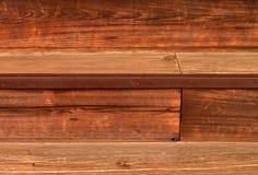 Step texture. Wooden step texture Stock Photos