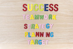 Step to go success Stock Photos