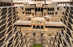 Step Well in India Stock Photography