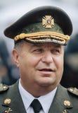 Stepan Poltorak. Defense Minister of Ukraine Royalty Free Stock Photo