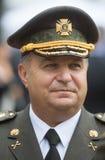 Stepan Poltorak. Defense Minister of Ukraine Stock Photo