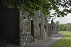 Stepasidestaalfabrieken, Wales Royalty-vrije Stock Foto