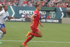 Steph Catley Royalty Free Stock Image