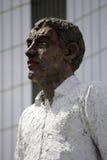 Stephan Balkenhohl-Skulptur Stockbilder