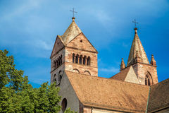 The Stephan cathedral in front of blue sky Royalty Free Stock Image