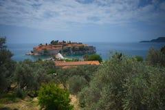 Stephan island Royalty Free Stock Photos