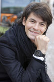Stephane Lambiel Royalty Free Stock Image