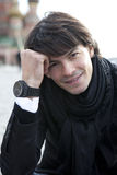 Stephane Lambiel Royalty Free Stock Photography