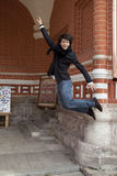 Stephane Lambiel Royalty Free Stock Photo