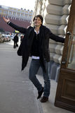 Stephane Lambiel Stock Images