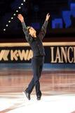 Stephane Lambiel at 2011 Golden Skate Award Stock Photos