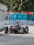 Stephane Sarrazin, Formula E - Putrajaya ePrix, Malaysia, 2015 Royalty Free Stock Photography