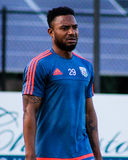 Stephane Sessegnon, Midfielder, West Bromwich Albion Stock Photography