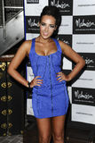 Stephanie Davis. Arrives for the Malmaison Hotel Liverpool re-opening party.. 23/09/2011  Picture by Steve Vas/Featureflash Royalty Free Stock Photography