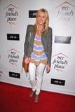 Stephanie Pratt,Kelly Osbourne Stock Photo