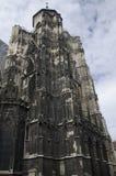 Stephansdom大教堂-维也纳 免版税库存照片