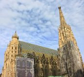 Stephansdom à Vienne Image stock