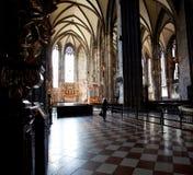Stephansdom, вена, Австрия Стоковые Фотографии RF