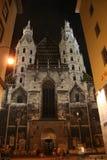 Stephansdom (catedral de Wien) imagen de archivo libre de regalías