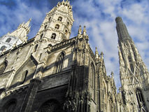 Stephansdom cathedral stock photography