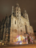 Stephansdom cathedral in Vienna Stock Photo