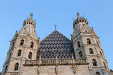 Stephansdom church in Vienna Stock Photography