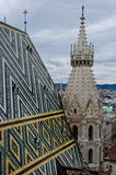 Stephansdom. In the city of Wien Royalty Free Stock Photos