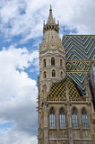Stephansdom. In the city of Wien Royalty Free Stock Photography