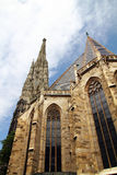 Stephansdom em Viena Fotografia de Stock Royalty Free