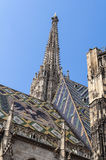 Stephansdom, St. Stephan's Cathedral, Vienna. Stock Image